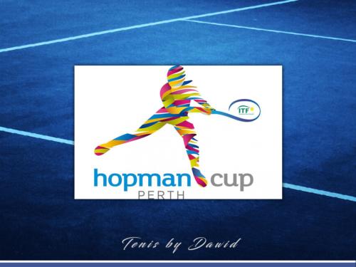 Zapowiedź Hopman Cup (30.12.17 r. – 06.01.18 r.)