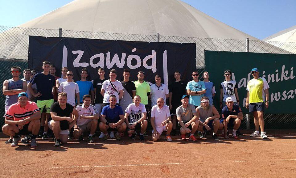 Tenis by Dawid Cup IV – zapisy!