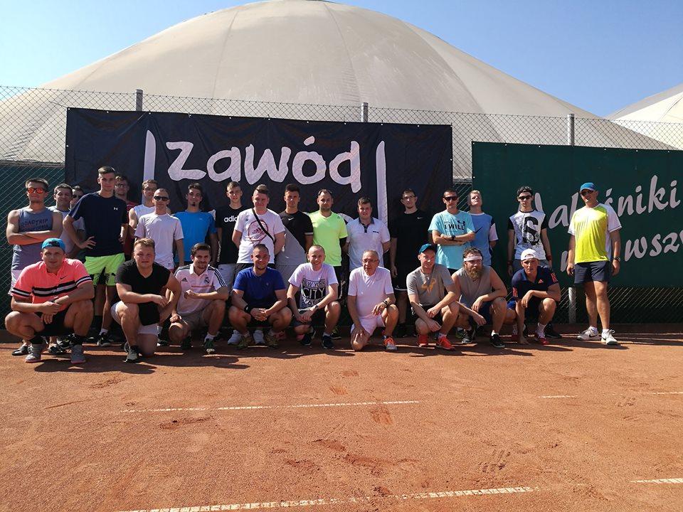 Nowy termin Tenis by Dawid Cup III !