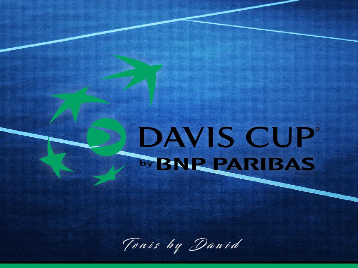 Zapowiedź spotkań Davis Cup (14-16.10.)