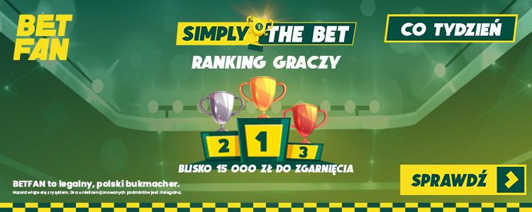 Simply THE BET – nowość w Betfan