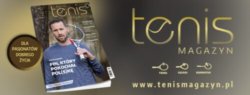 Tenis by Dawid w Tenis Magazyn!