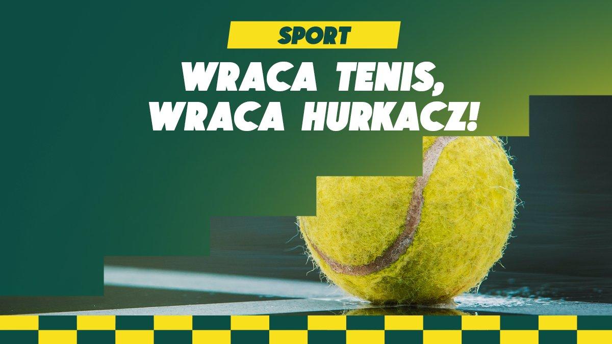 Hubert Hurkacz wraca na kort! #betfan