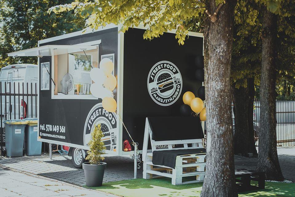 Street Food Makuszyńskiego partnerem Tenis by Dawid Cup III