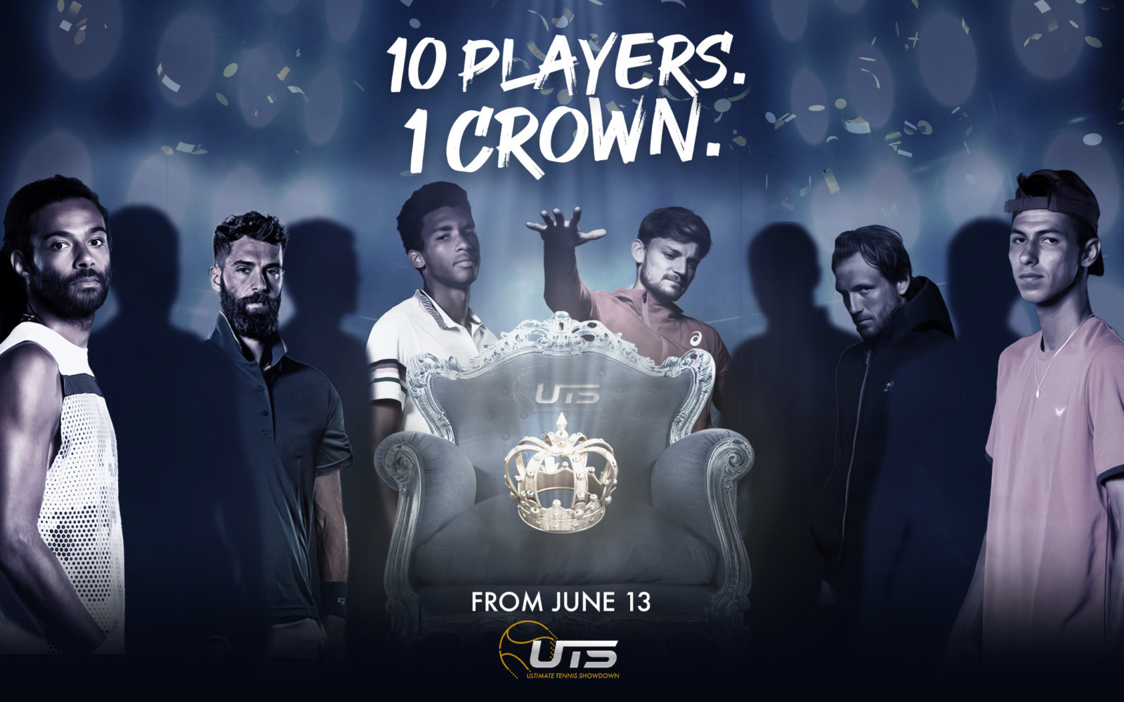 Cykl UTS – Ultimate Tennis Showdown już od 13. czerwca