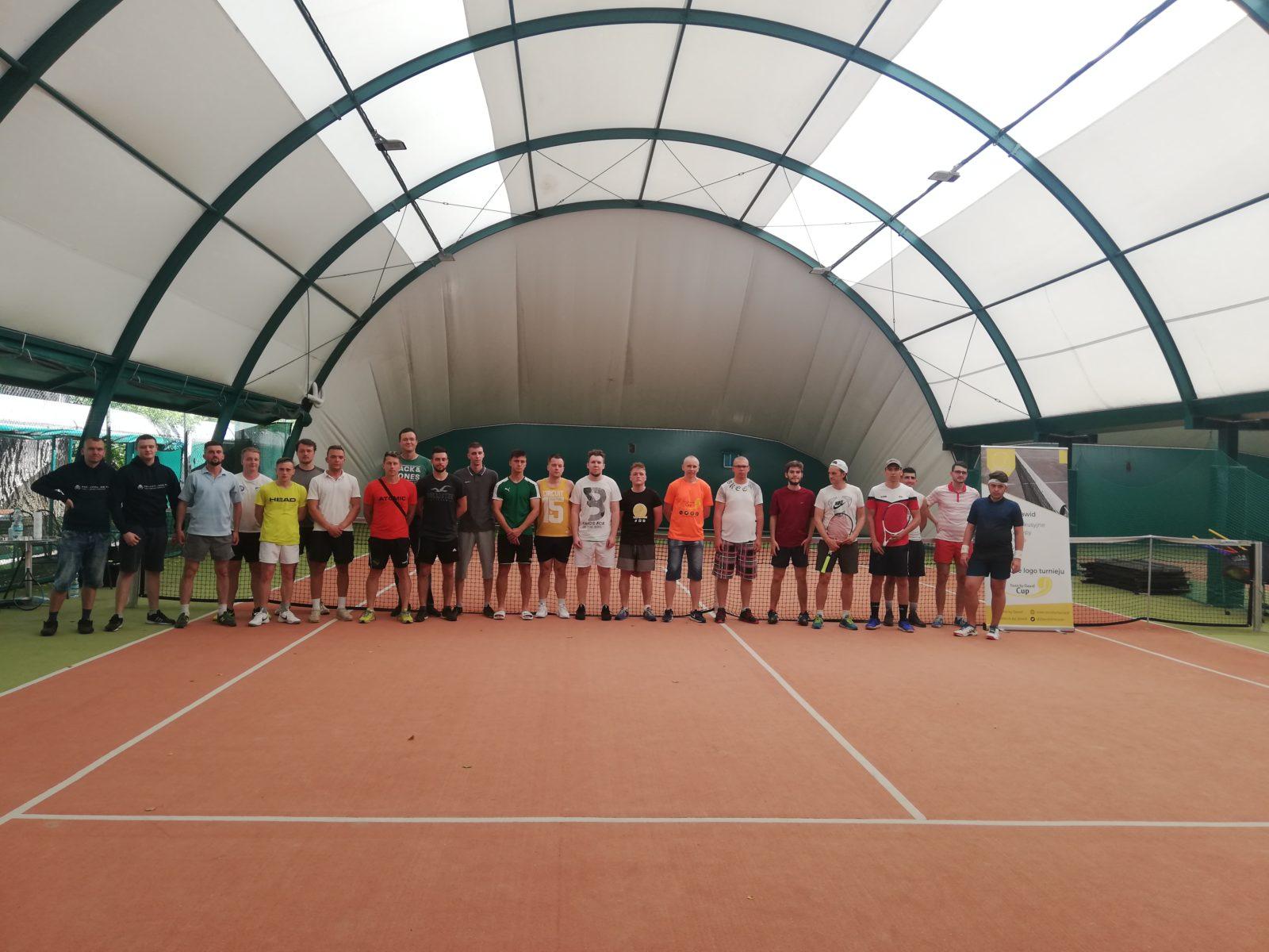 Uczestnicy Tenis by Dawid Cup III (niepełny skład)