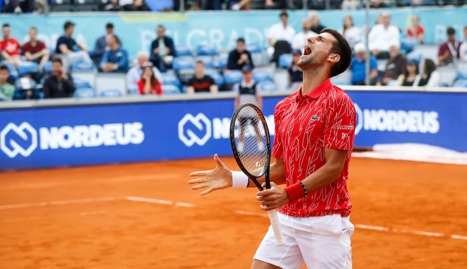 Novak Djokovic (fot. Adria Tour)
