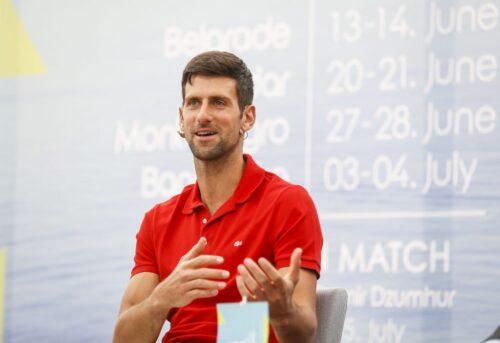 Adria Tour – czyli Novak Djoković w roli dyrektora turnieju