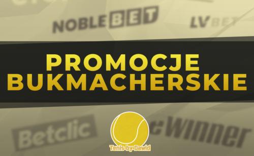 Najnowsze promocje bukmacherskie #3