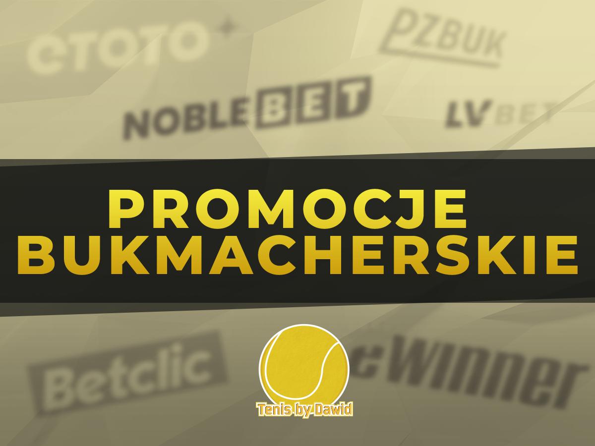 Najnowsze promocje bukmacherskie! #1
