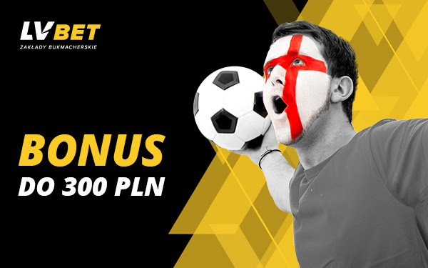 Bonus do 300 pln na mecze Premier League w LV BET!