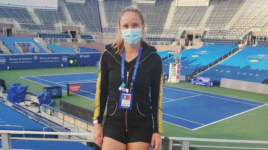 Katarzyna Kawa debiutuje w Wielkim Szlemie