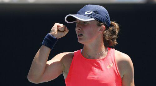 US Open. Iga Świątek z negatywnym wynikiem na koronawirusa. Simona Halep zostaje w Europie