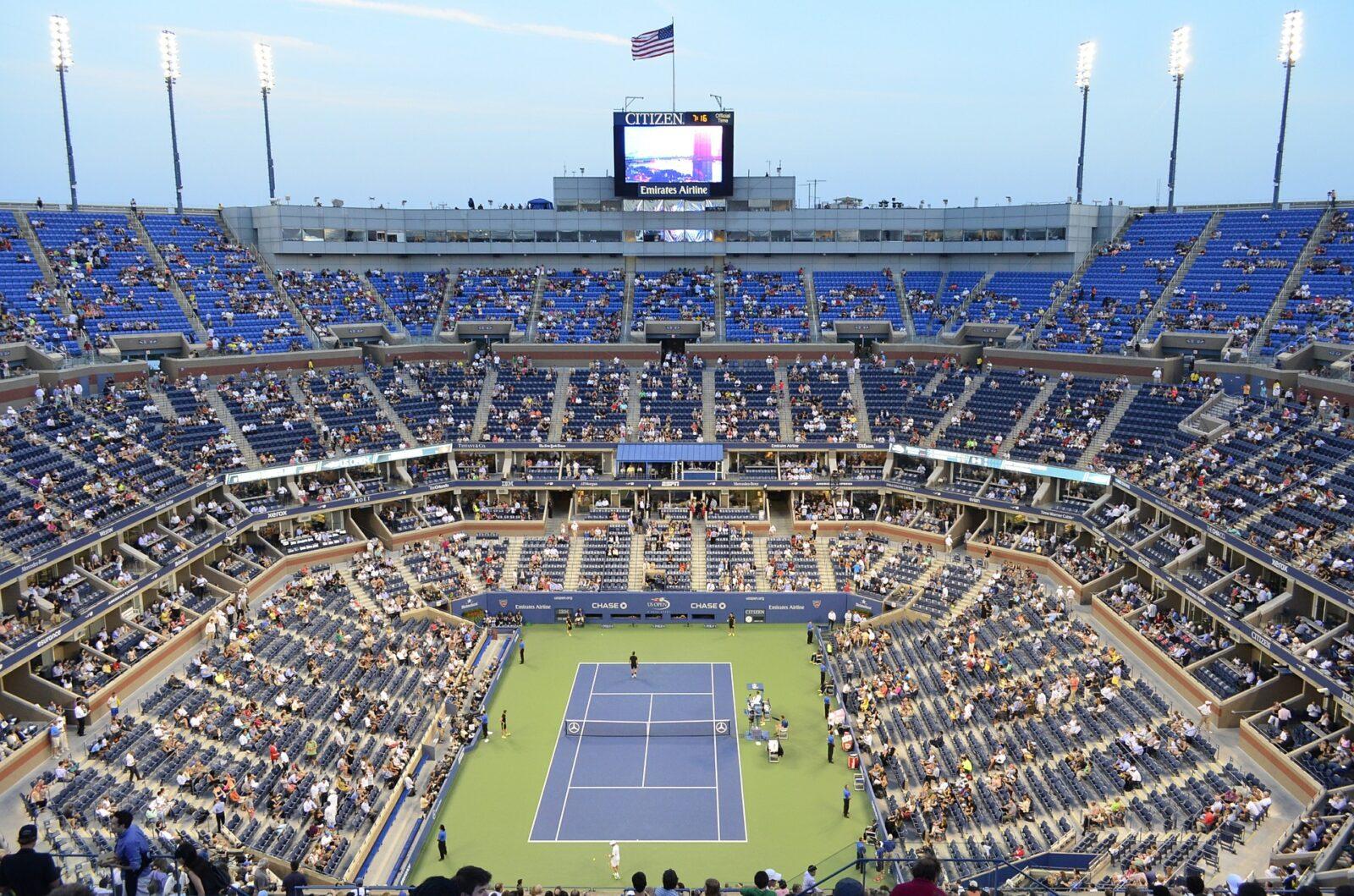 Czy to jeszcze turniej wielkoszlemowy? US Open zmaga się z brakiem gwiazd