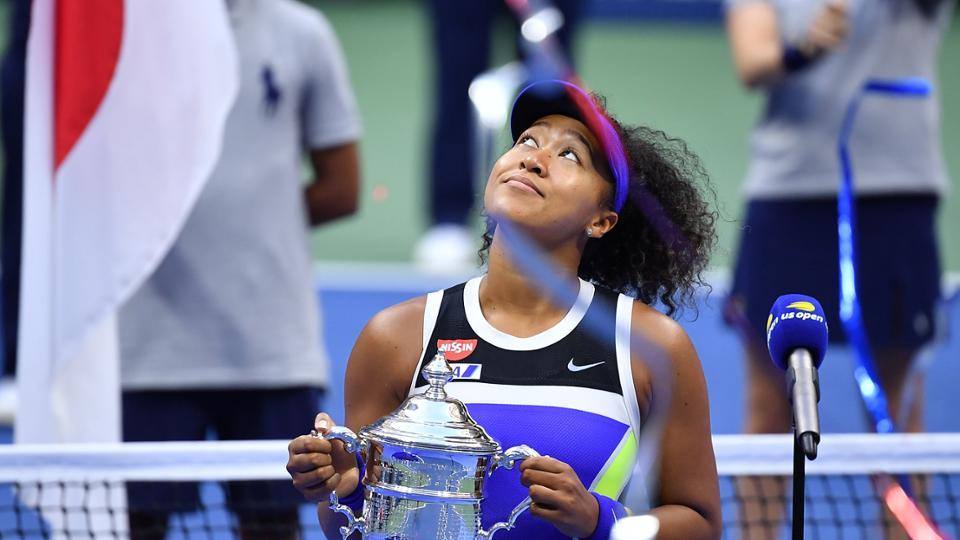 Naomi Osaka wygrała US Open.