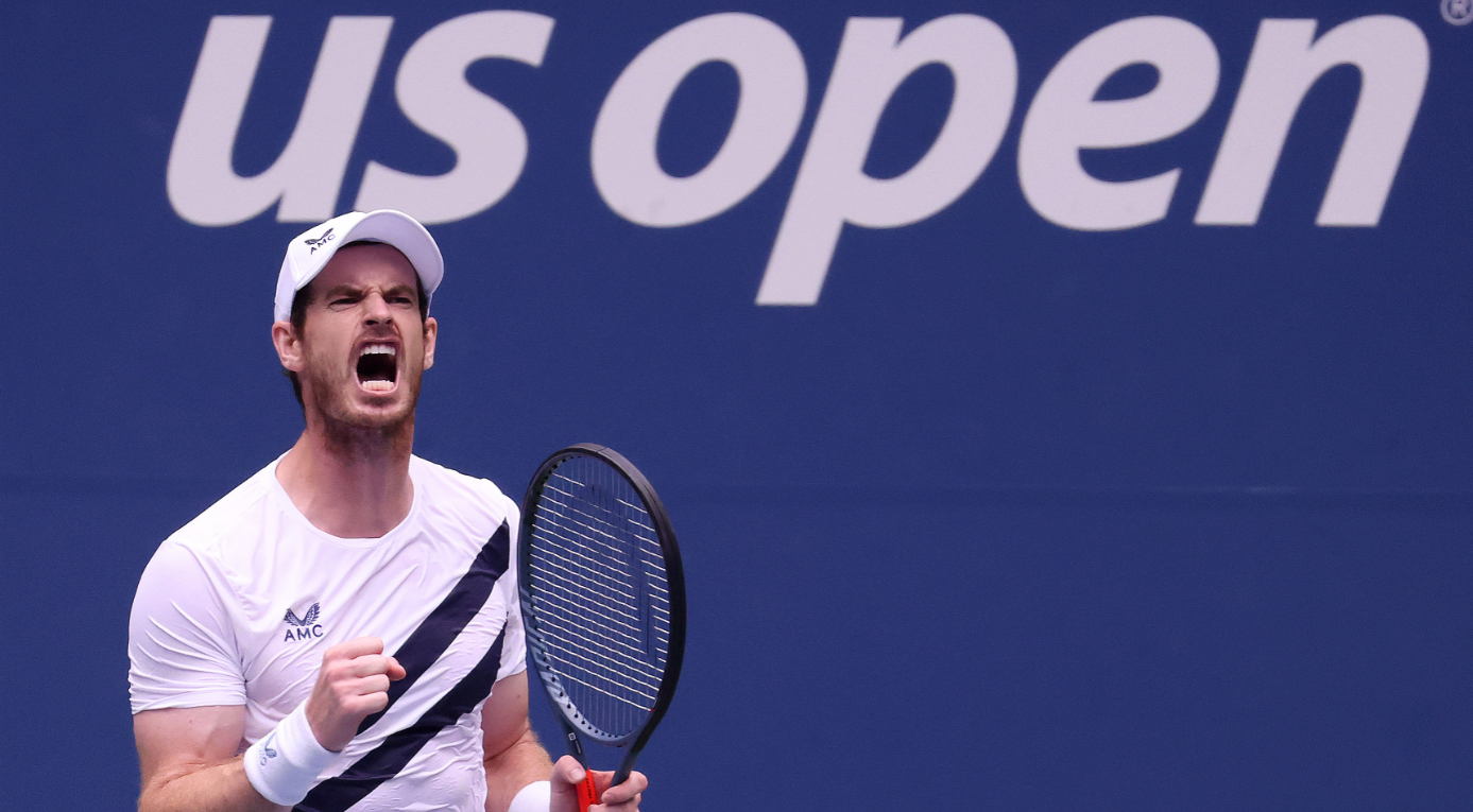 Andy Murray wygrał batalię z Nishioką podczas US Open.