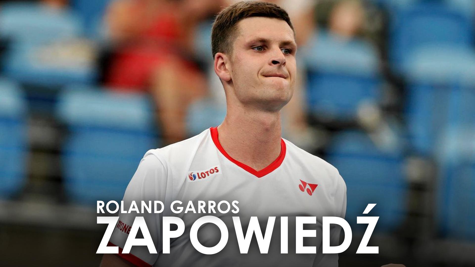 Ostatni Wielki Szlem w 2020 roku. Zapowiedź Roland Garros, w którym zagra czterech polskich singlistów.