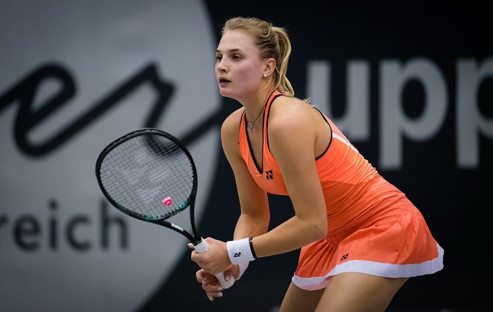 Dayana Yastremska zawieszona za doping