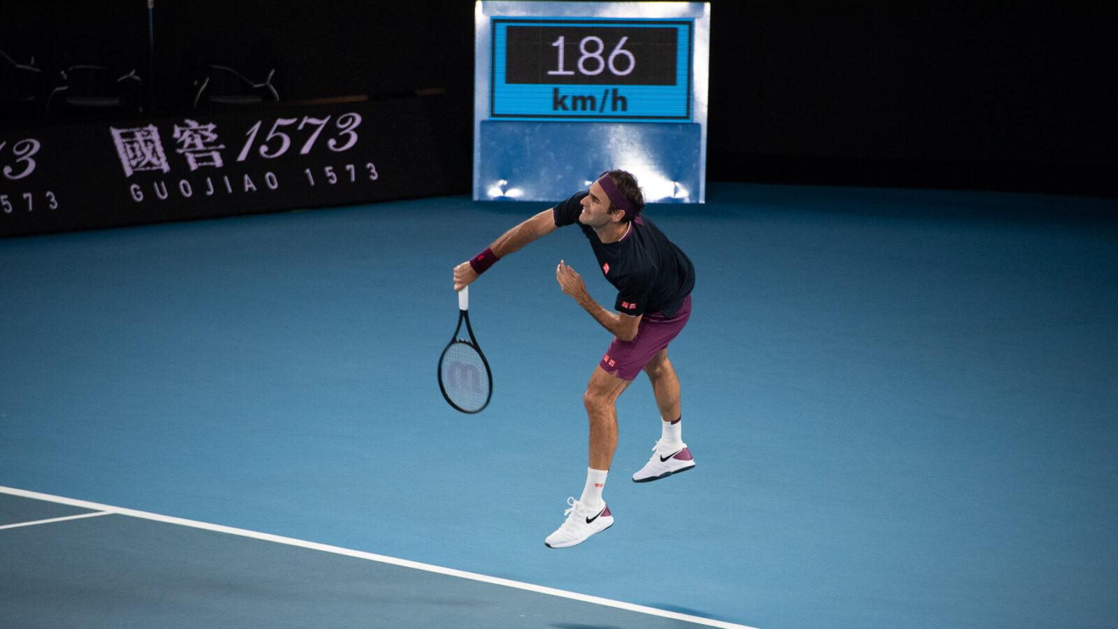 Afera goni aferę w wirusowym bałaganie. Australian Open w pigułce