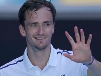 Daniil Medvedev Australian Open
