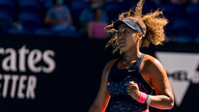 Naomi Osaka WTA Australian Open