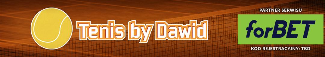 Logo Tenis by Dawid i forBET